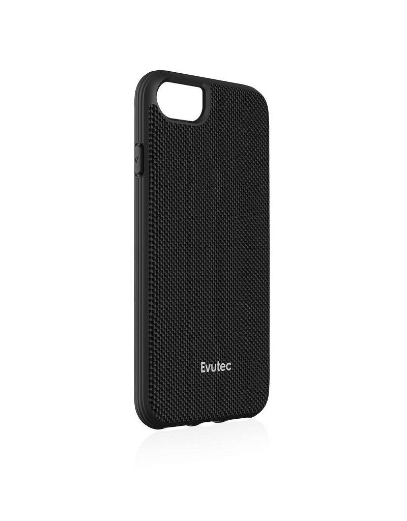 Evutec EVUTEC AERGO SERIES CASE WITH AFIX VENT MOUNT FOR IPHONE 8/7/6S/6 - BLACK