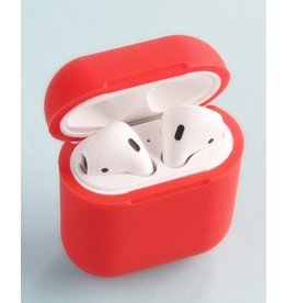 HiQ HIQ AirPlus Protect And Charge AirPods Wirelessly - Soft Red