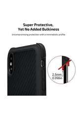 Pitaka Pitaka Aramid MagCase Pro for iPhone Xr - Black/Grey Twill