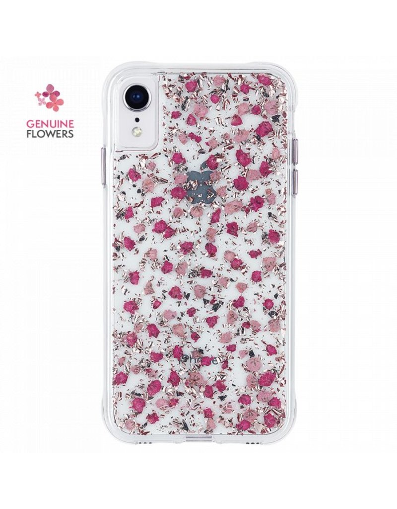 Case Mate Case Mate Karat Petals Case for Apple iPhone XR - Ditsy Flowers