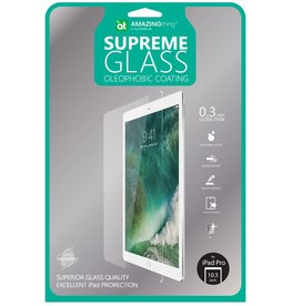 "AMAZINGthing AT IPAD PRO 10.5"" 0.33MM SUPREME GLASS (CRYSTAL)"