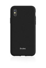 Evutec Evutec Ballistic Nylon With Afix Case for iPhone Xs Max - Black