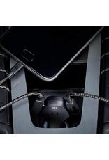 Nonda Nonda ZUS Super Duty Cable  USB-A to Lightning Cable Right Angle 1.2m - Carbon Fiber Edition