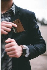 Bull Strap Bull Strap Genuine Bold Leather Wallet - Terra