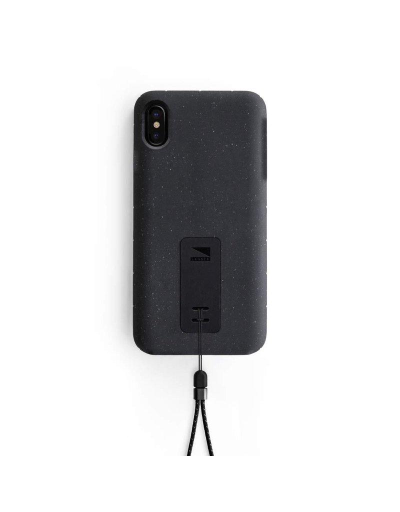 Lander Lander Moab Case for Apple iPhone Xs Max- Black