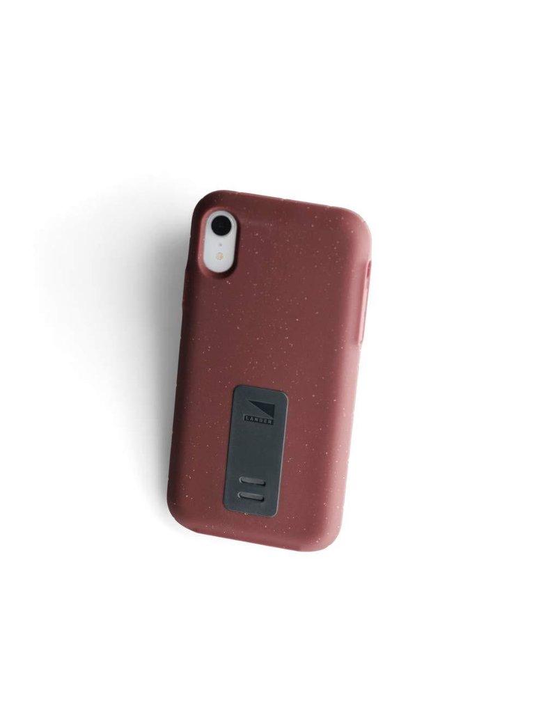 Lander Lander Moab Case for Apple iPhone XR - Red
