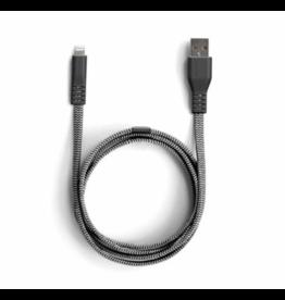 Lander Lander Nave USB To Lightning Cable 1m - Black