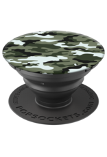 PopSockets PopSockets Device Stand and Grip - Dark Green Camo
