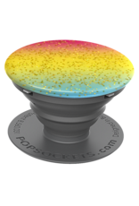 PopSockets PopSockets Device Stand and Grip - Glitter Rainbow Showers