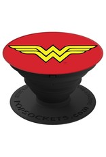 PopSockets PopSockets Justice League Device Stand and Grip - Wonder Woman Icon