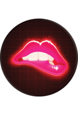 PopSockets PopSockets Device Stand and Grip - Neon Lips