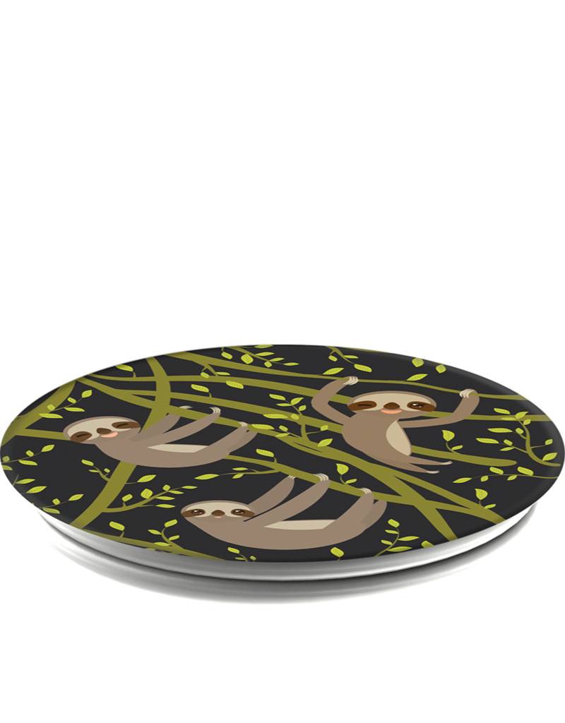 PopSockets PopSockets Device Stand and Grip - Sloths-A-Lot