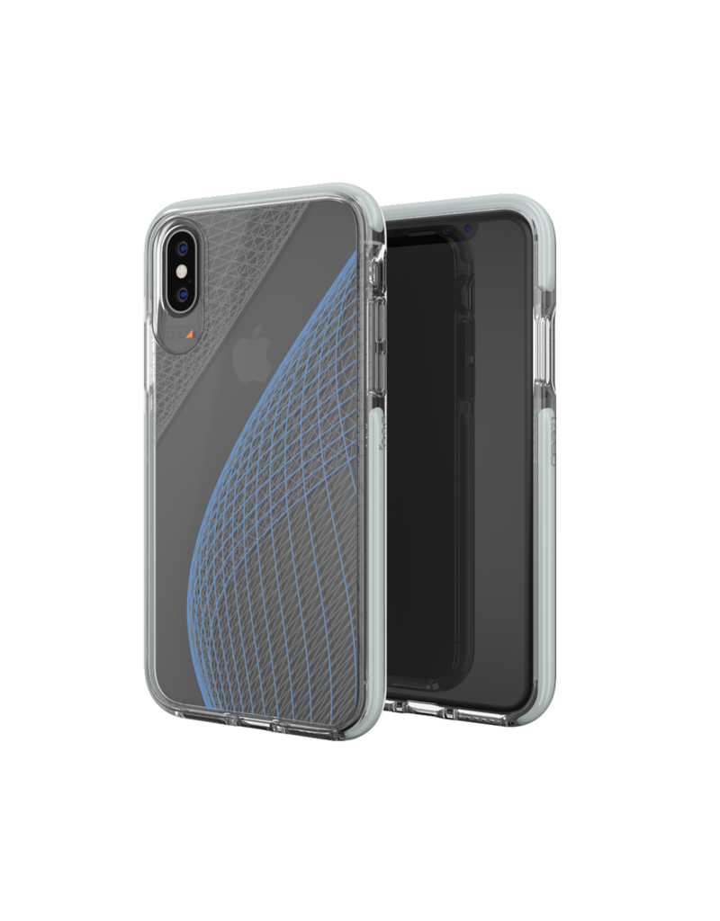 Gear4 Gear4 Victoria Case for Apple iPhone Xs/X - Space