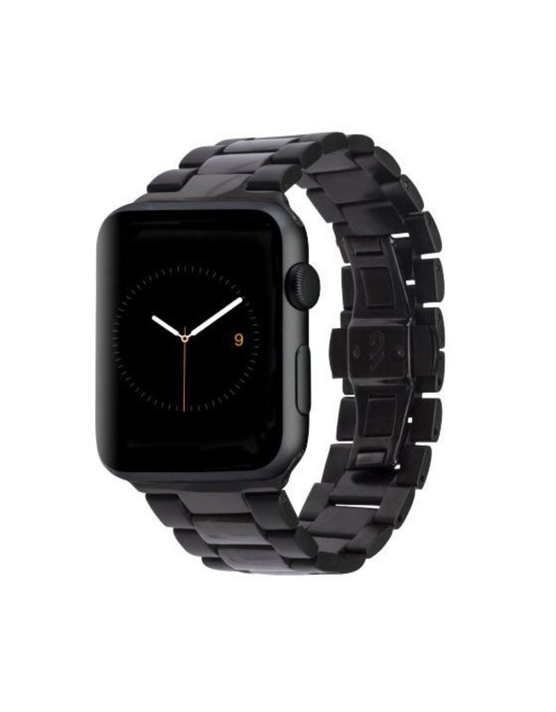 Case Mate Case Mate Linked Watchband for Apple Watch 42/44MM - Black