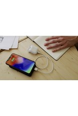 Mophie Mophie Charge Stream Powerstation XL Wireless Charging Pad and Power Bank 5W 10,000 mAh - Black