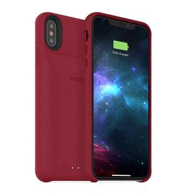 Mophie Mophie Juice Pack Access Power Bank Case 2,200 mAh for Apple iPhone Xs Max - Dark Red