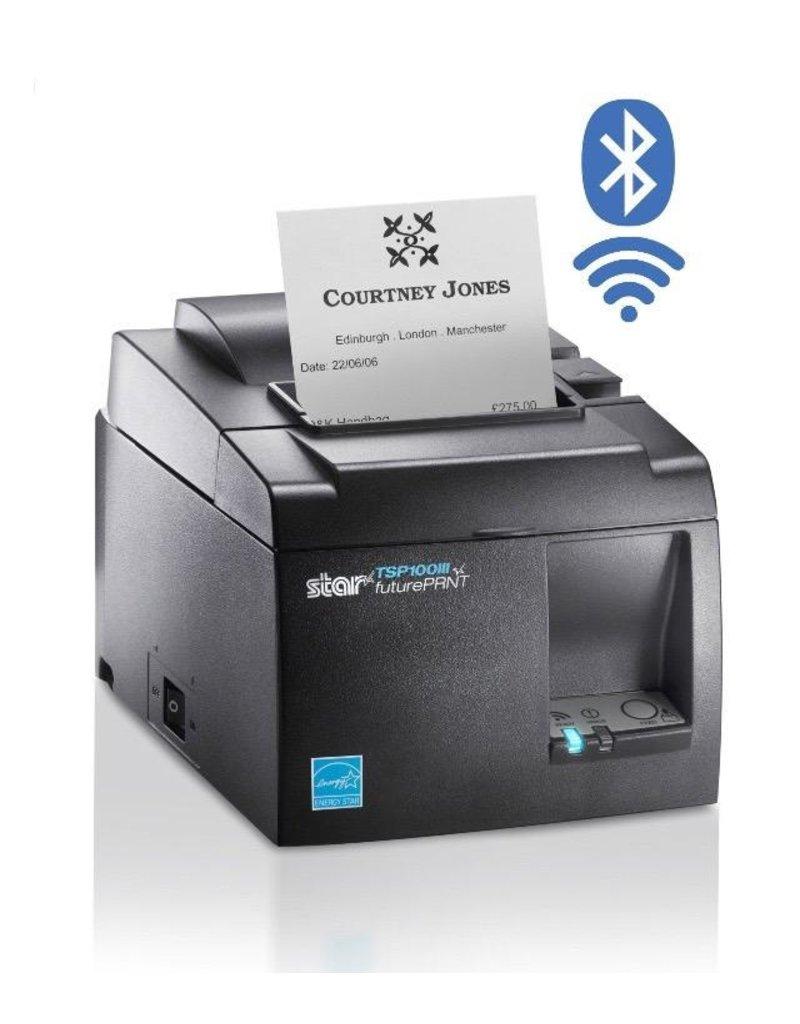 Star Micronics Star Micronics TSP650II BTi Wireless Bluetooth Desktop Receipt Printer