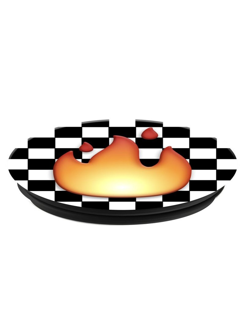 PopSockets PopSockets Device Stand and Grip - Fire