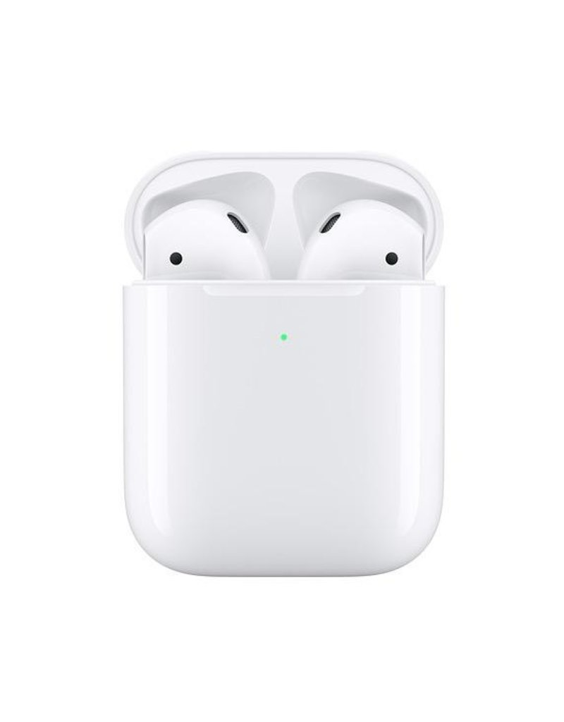 Apple Apple AirPods-2 With Wireless Charging Case