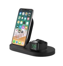 Belkin Belkin Wireless Charging Dock for Apple Watch and Wireless Charging Capable Devices - Black
