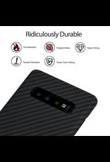 Pitaka Pitaka Aramid MagCase for Samsung Galaxy S10 - Black/Grey Twill