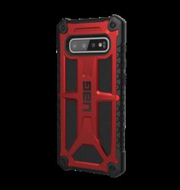 UAG UAG Monarch Case for Samsung Galaxy S10 Plus - Crimson