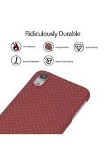 Pitaka Pitaka Aramid Case for iPhone Xr - Red/Orange