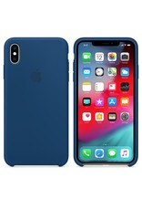 Apple Apple iPhone Xs Max Silicone Case -  Blue Horizon