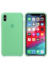 Apple Apple iPhone Xs Max Silicone Case - Nectarine