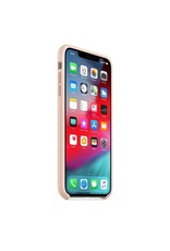 Apple Apple iPhone Xs Max Silicone Case - Pink Sand