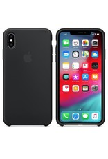 Apple Apple iPhone Xs Max Silicone Case - Black