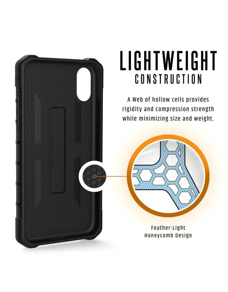 UAG UAG Pathfinder Case for Apple iPhone XR - Black