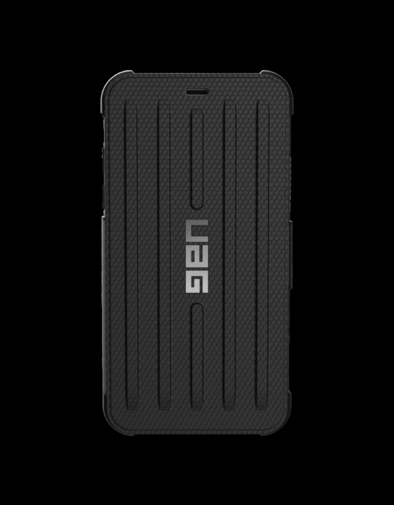 UAG UAG Metropolis Folio Wallet Case For Apple iPhone XR - Black
