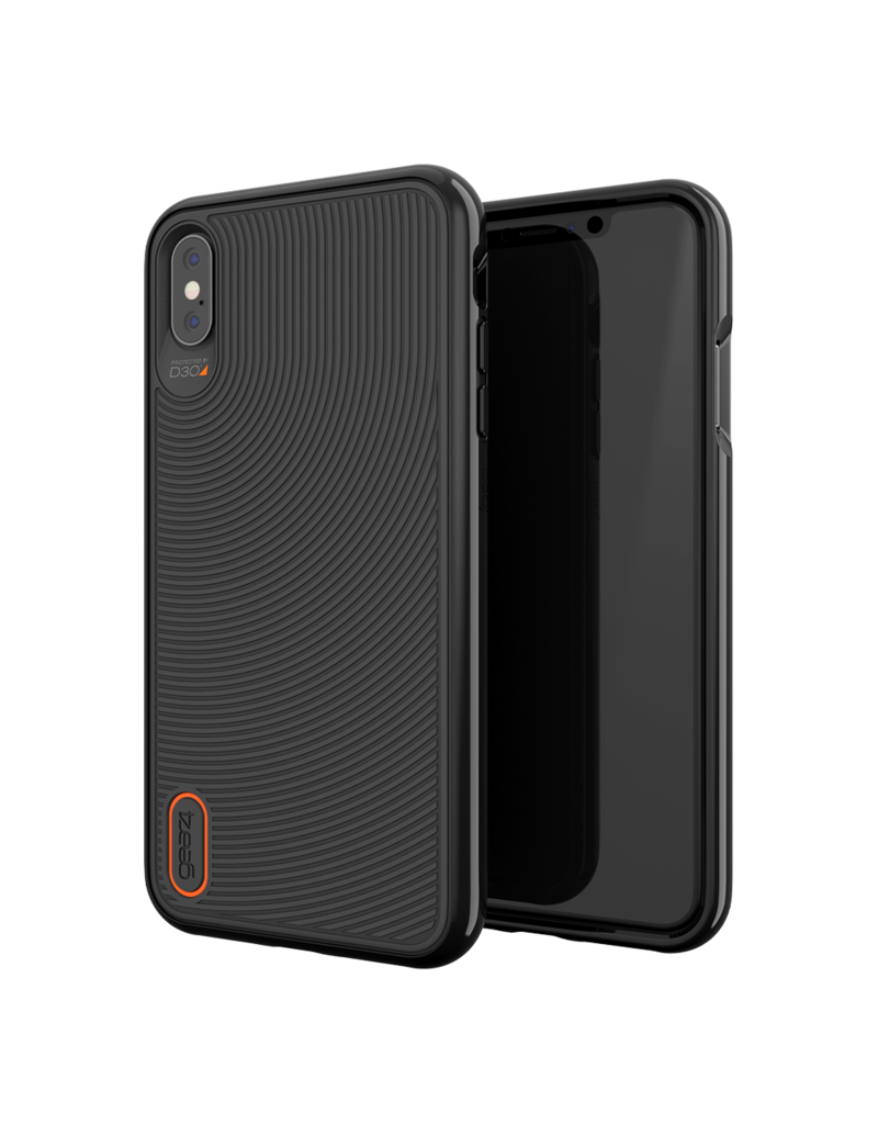 Gear4 Gear4 Battersea Case for Apple iPhone Xs Max - Black
