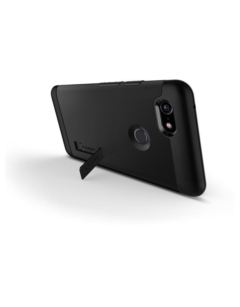 Spigen Spigen Slim Armor Case for Google Pixel 3 XL - Black