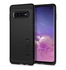 Spigen Spigen Slim Armor Case for Samsung Galaxy S10 - Black