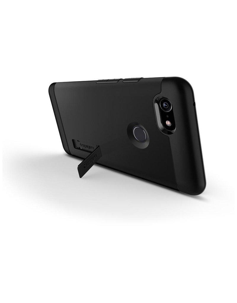 Spigen Spigen Slim Armor Case for Google Pixel 3 - Black