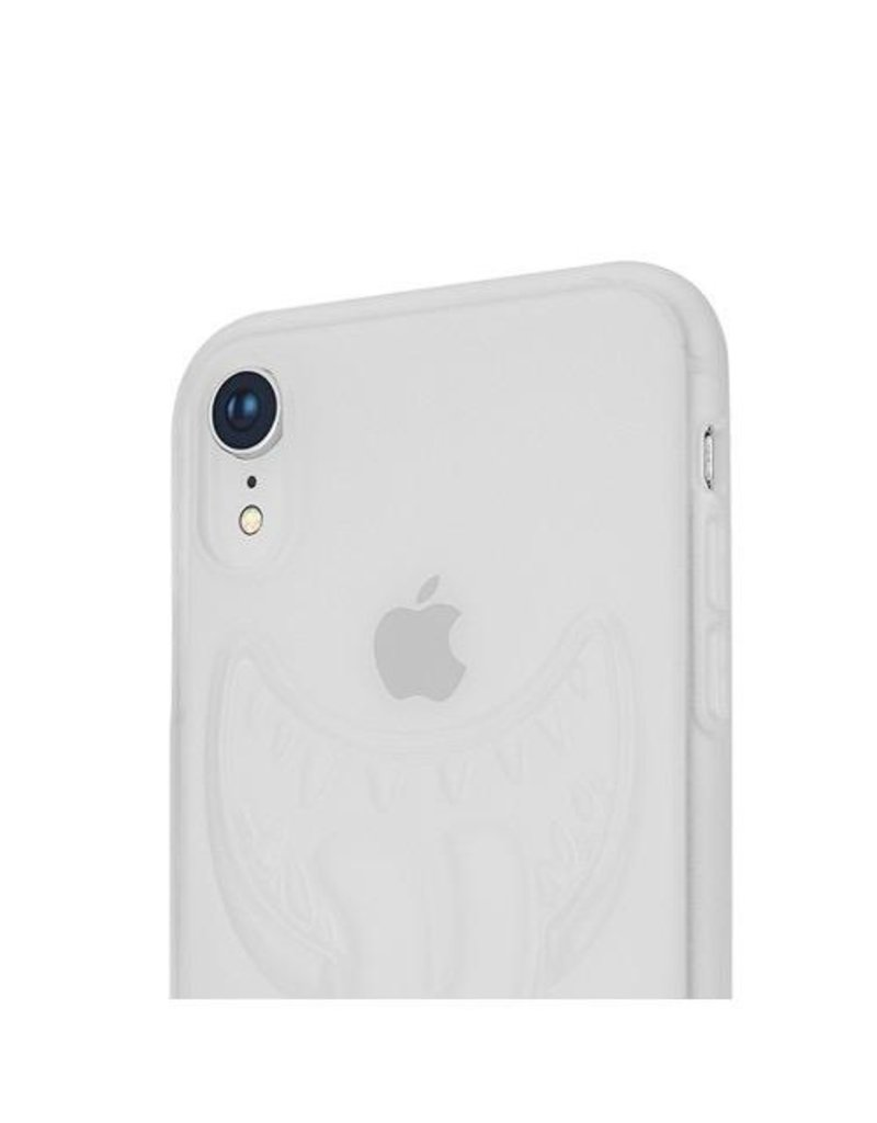 SwitchEasy SwitchEasy Monsters Case for iPhone XR - Translucent Clear