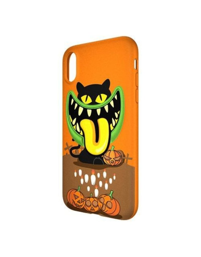 SwitchEasy SwitchEasy Monsters Case for iPhone XR - Spooky