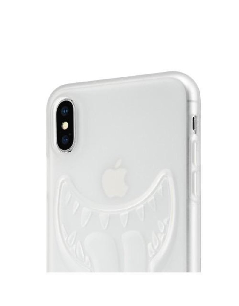 SwitchEasy SwitchEasy Monsters Case for Xs Max - Ultra Clear  Spooky