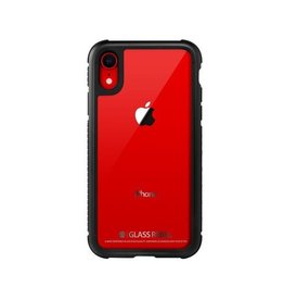 SwitchEasy SwitchEasy Glass Rebel Case for iPhone XR - Metal Black
