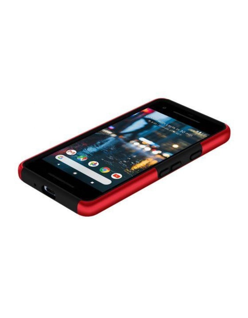 Incipio INCIPIO GOOGLE PIXEL 2 DUALPRO CASE - IRIDESCENT RED AND BLACK