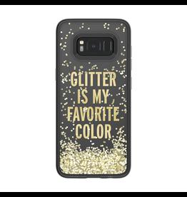 Incipio Incipio kate spade new york Liquid Glitter Case for Samsung Galaxy S8 - Glitter is My Favorite Color