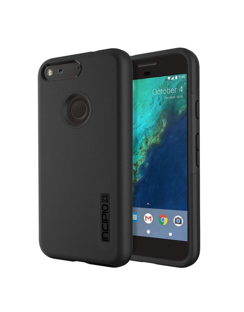 Incipio Incipio Dual Pro Case  For Google Pixel  - Black/Black