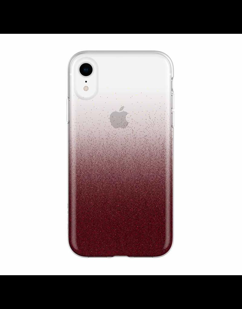 Incipio Incipio Design Classic Case for Apple iPhone XR - Cranberry Sparkler