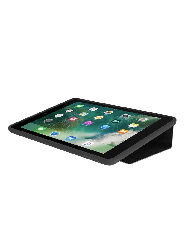 Incipio Incipio Clarion Folio for Apple iPad 9.7 (2018 6th Gen / 2017 5th Gen) - Black