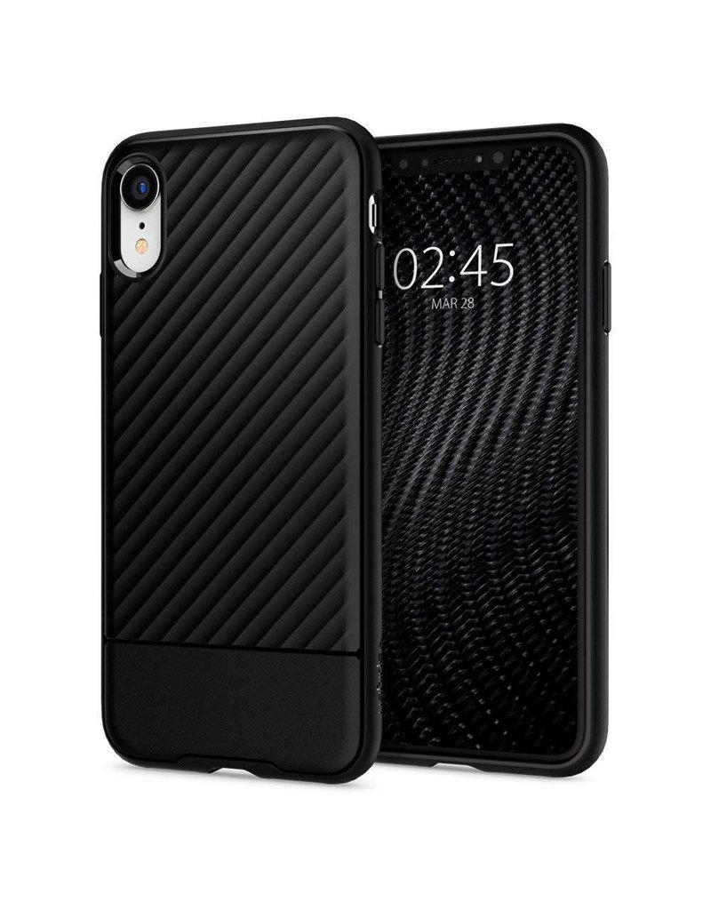 Spigen Spigen Slim Armor Case for iPhone XR - Black