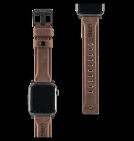 UAG Urban Armor Gear (UAG) Leather Watch Strap for Apple Watch 38mm / 40mm - Brown