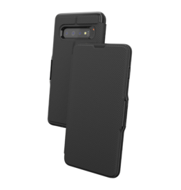 Gear4 Gear4 Oxford Folio Case for Samsung Galaxy S10 Plus - Black