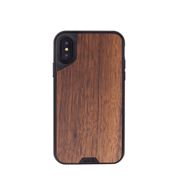 MOUS Mous Limiteless 2.0 Real Woods Case for iPhone X/Xs - Walnut